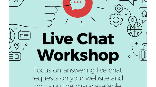 Customers + Live Chat = Winning Combo